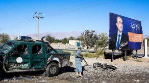 Medio centenar de muertos en ataques talibanes a un mitin y edificio oficial