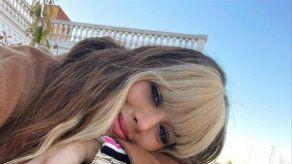 Danna Paola llevaba una doble vida mientras rodaba la serie Élite