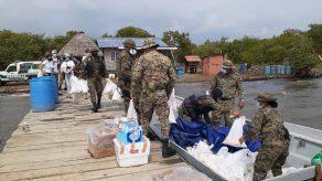 Cerco sanitario comarcal en Guna Yala se reduce a una comunidad