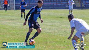 Gaby Torres suma sus primeros minutos con Huachipato