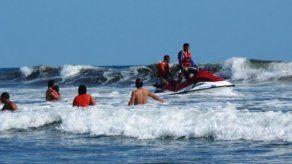 Desde este sábado se mantiene aviso de prevención por mareas altas