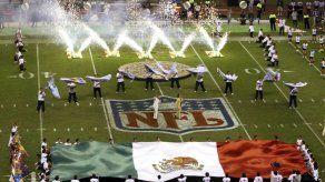 ESPN espera una fiesta mexicana en partido de NFL