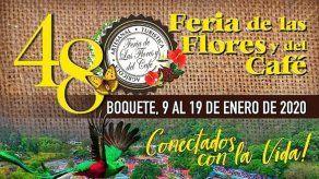 Feria de las Flores y el Café del 9 al 19 de enero 2020 en Boquete