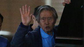 CorteIDH deja en manos del Constitucional peruano el indulto a Fujimori