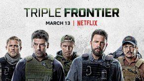 Reseña: Triple Frontier se queda corta al profundizar