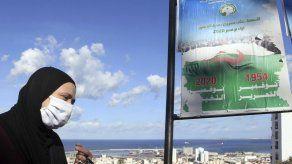Argelia vota una nueva constitución tras protestas de 2019