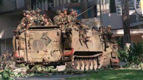 Una invasión militar inédita y de dudosa justificación