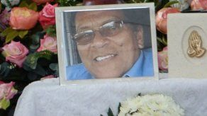 Dan el último adiós a piloto de avioneta estrellada en Honduras