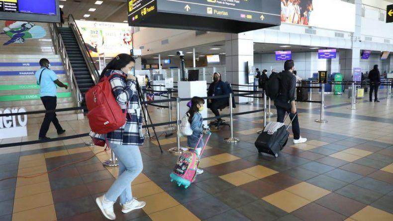 Aeropuerto de Tocumen dice que Minsa debe determinar si pruebas cumplen con requisitos