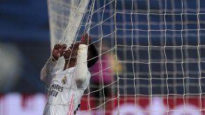 El gol que no fue de Vinicius y la reacción de sus compañeros