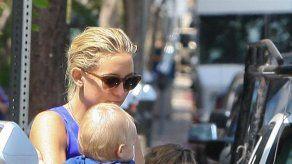Para Kate Hudson sus hijos son su prioridad