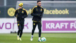 Arsenal y Dortmund cerca de cerrar traspaso de Aubameyang