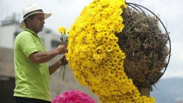 Feria de las Flores busca ser patrimonio mundial y atraer a más extranjeros