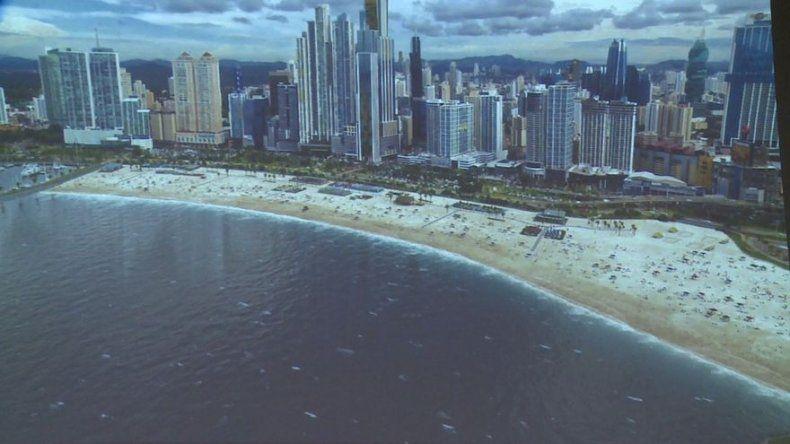 Escorcia: No se pueden realizar proyectos en la Bahía si el saneamiento no está totalmente terminado