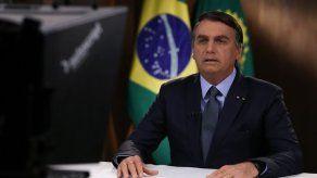 Bolsonaro afirma que acabó con la operación anticorrupción Lava Jato