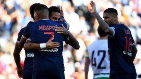 París SG gana 4-0 al Celtic en adiós de Thiago Silva al Parque de los Principes