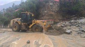 Sube a 170 las familias afectadas por aludes en el este de Lima