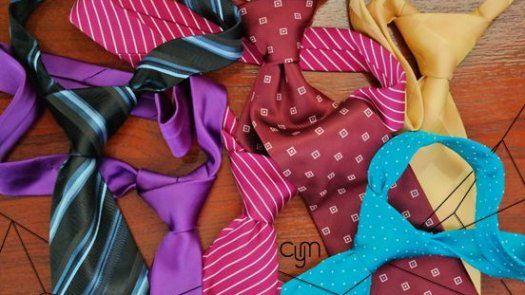 Tres consejos básicos para el cuidado de las corbatas