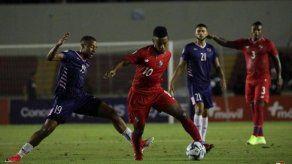 Panamá es sorprendida por Bermudas en el Rommel Fernández