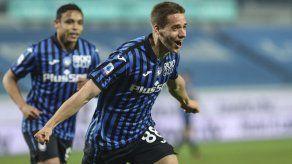 Atalanta y Lazio ganan en la Serie A previo a Champions