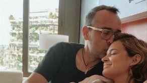 Las fotos más reveladoras del debut en la maternidad de Laura Escanes
