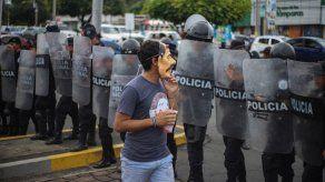 La ONU pide que cese la persistente represión de opositores en Nicaragua