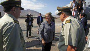 Bachelet dice que tuvo información oportuna para reaccionar ante terremoto