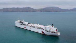 Buque hospital de EEUU estará en Panamá del 1 al 14 de agosto