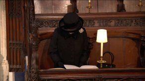 EN VIVO: funeral del Príncipe Felipe