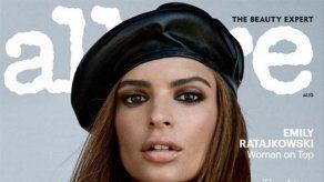 Emily Ratajkowski está harta de que se hipersexualice el pecho femenino