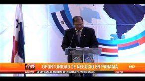 Industriales de América en Panamá por World Business Forum