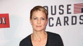 Robin Wright critica la falta de valores de Hollywood