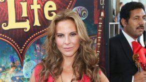 Kate Del Castillo nunca estuvo enamorada realmente de su segundo marido