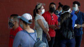 Nicaragüenses varados en Panamá