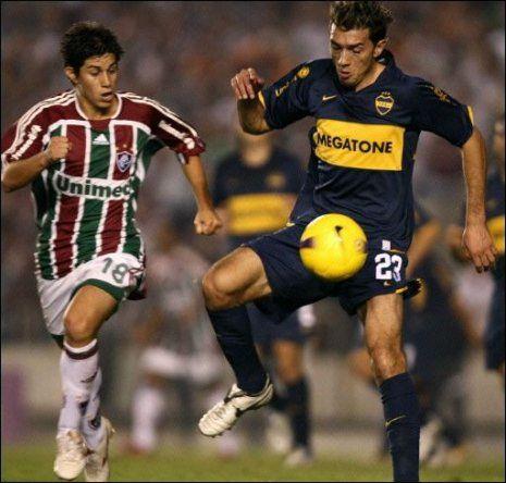 Fluminense bate 3-1 a Boca Juniors