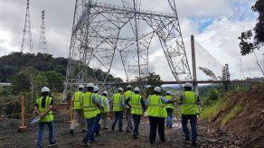 Estratégica línea de transmisión eléctrica iniciará operaciones en Panamá