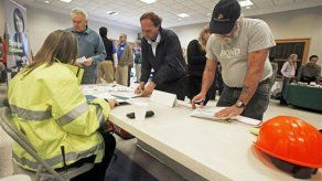 El índice de desempleo en EE.UU. bajó al 7