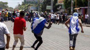 Arrestan a anciana que pidió el cese de las muertes en protestas de Nicaragua