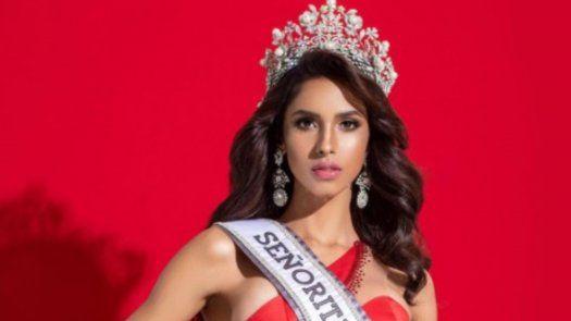 Es tiempo de Panamá: ¿Quién es Carmen Jaramillo, Señorita Panamá en Miss Universo?