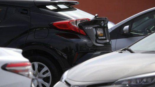 En el 2019 se vendían en promedio 4 mil autos al mes; en el 2020 se vendían en promedio 2,800 automóviles mensuales.