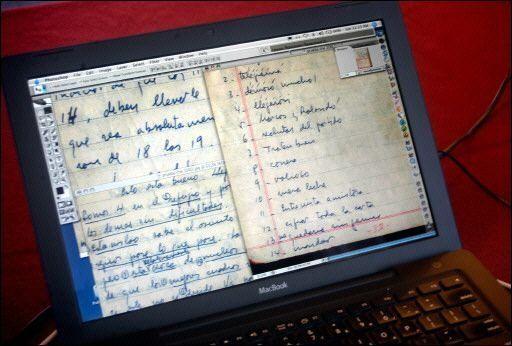 Editarán facsímil de diario del Che prologado por Fidel