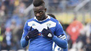 Balotelli es expulsado otra vez de entrenamiento del Brescia