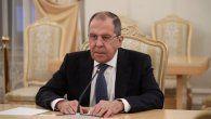 Sergey Lavrov, ministro de Relaciones Exteriores de Rusia.