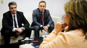 Porcell se reúne con vicefiscal general de Rusia por caso Mossack Fonseca