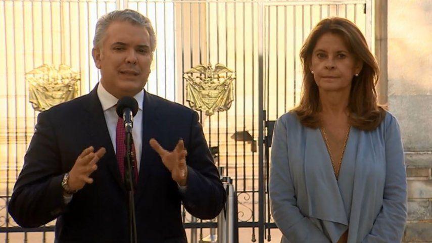 Duque nombra canciller de Colombia a la vicepresidenta Marta Lucía Ramírez