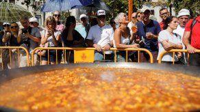 La mejor paella del mundo se cocina en un restaurante de Valencia