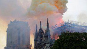 Ningún riesgo para la salud en colegios cercanos a Notre Dame de París