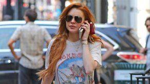 Lindsay Lohan intenta censurar una entrevista en la que habla de su paso por prisión