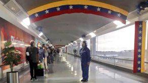 Venezuela autoriza vuelos desde y hacia Panamá