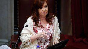 Justicia argentina suspende la doble pensión vitalicia de Cristina Fernández